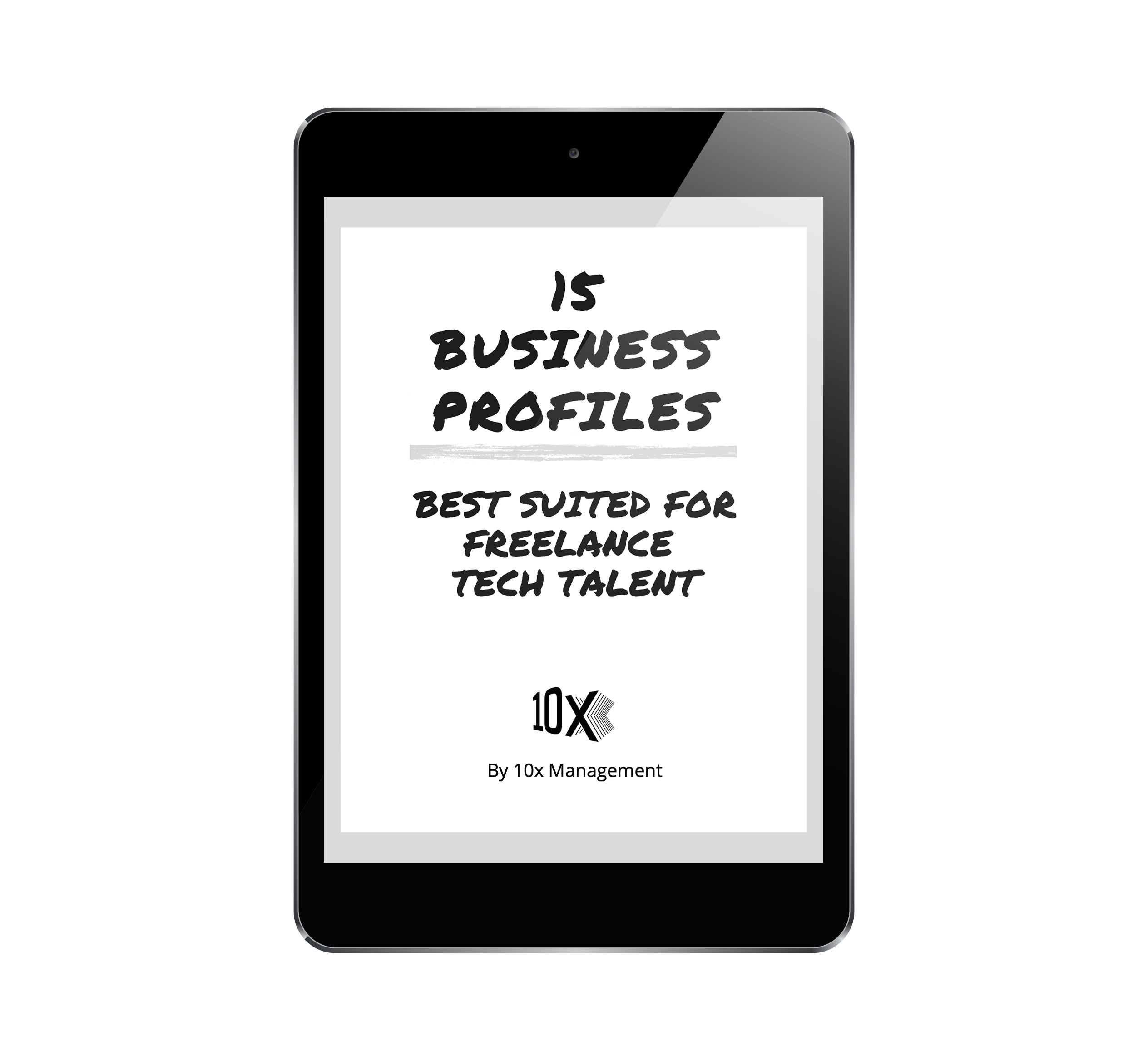 15 Business Profiles Best Suited for Freelancer Tech Talent_iPad